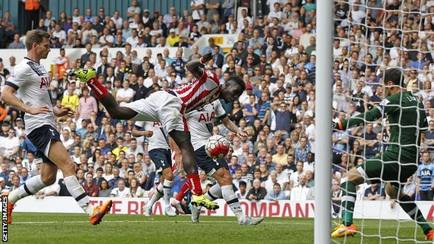 Mame Diouf's equalizer