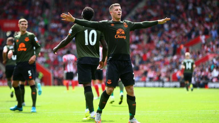 Barkley brilliant for Everton