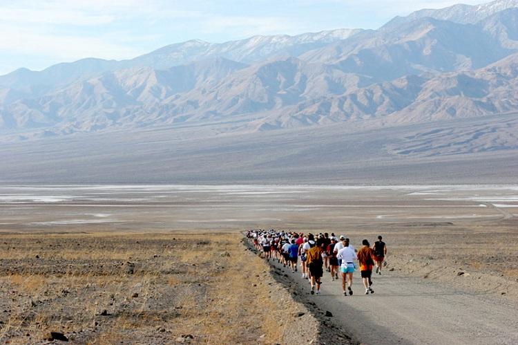 Badwater-Ultramarathon