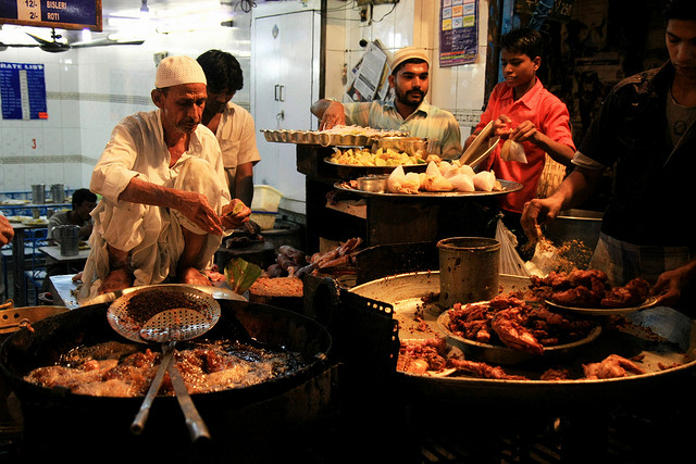 Street Food at Jama Masjid (2)
