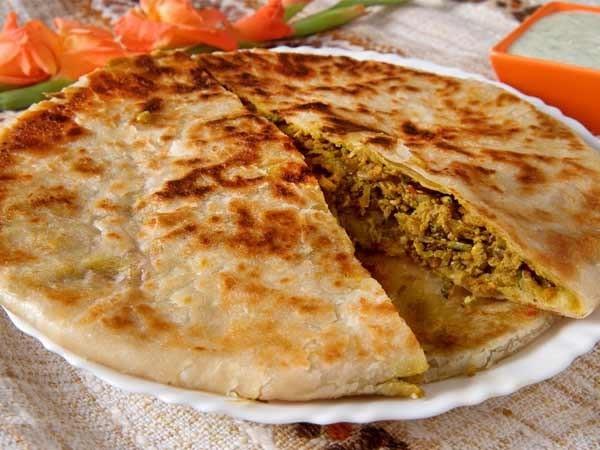 Chicken Paratha at Laxman Fast Food (13)