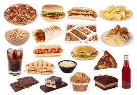 brain on food junk