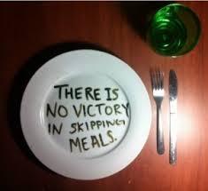 brain on food skip meals