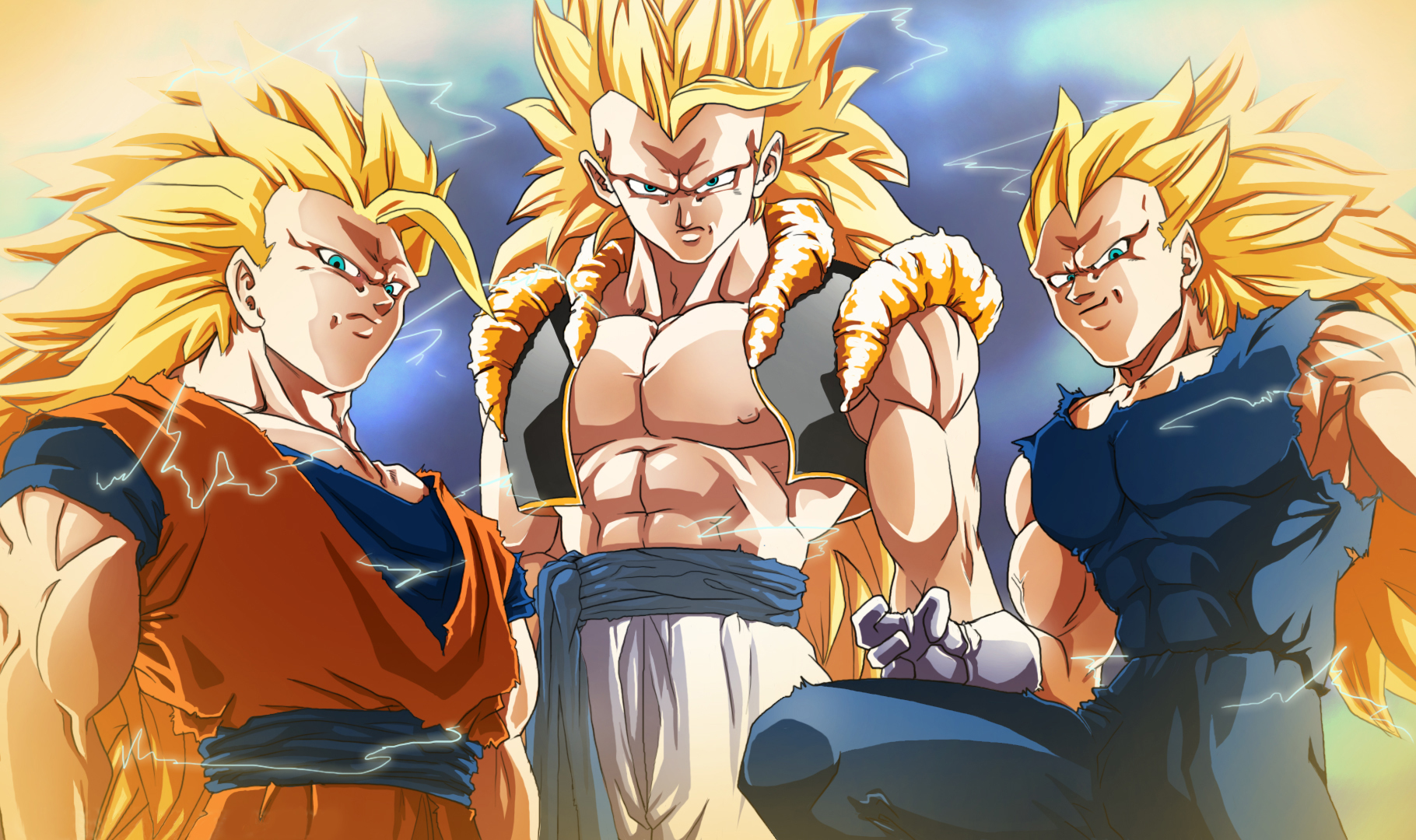 10 things that we can learn from dragonball z the holy connection - Dragon Ball Z Image