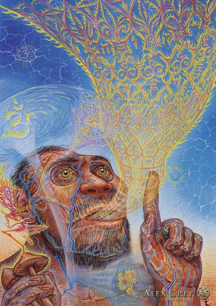 Alex-Grey-Psychedelic-Painting-Art-Gallery-Origin-of-Language (1)