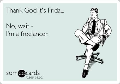 Freelance-ecard