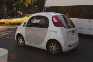 Google's Self-Driving Car In-house Design