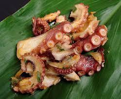 Octopus Poke