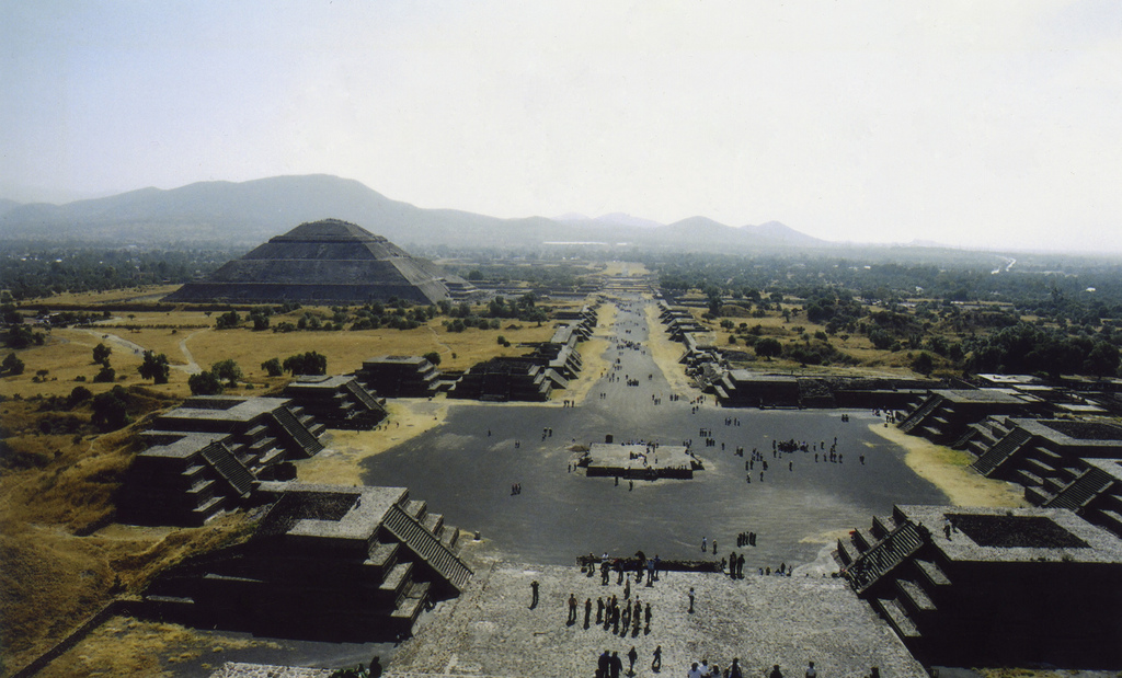My Conversation with Tenochtitlan: Back in time to the ...