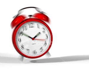 beeping alarm