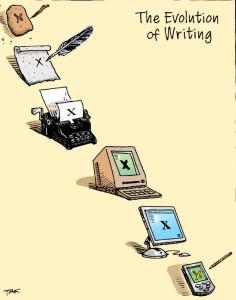 theevolutionofwriting1