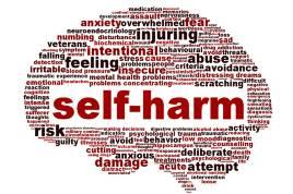 self-harm-alamy-1375791308