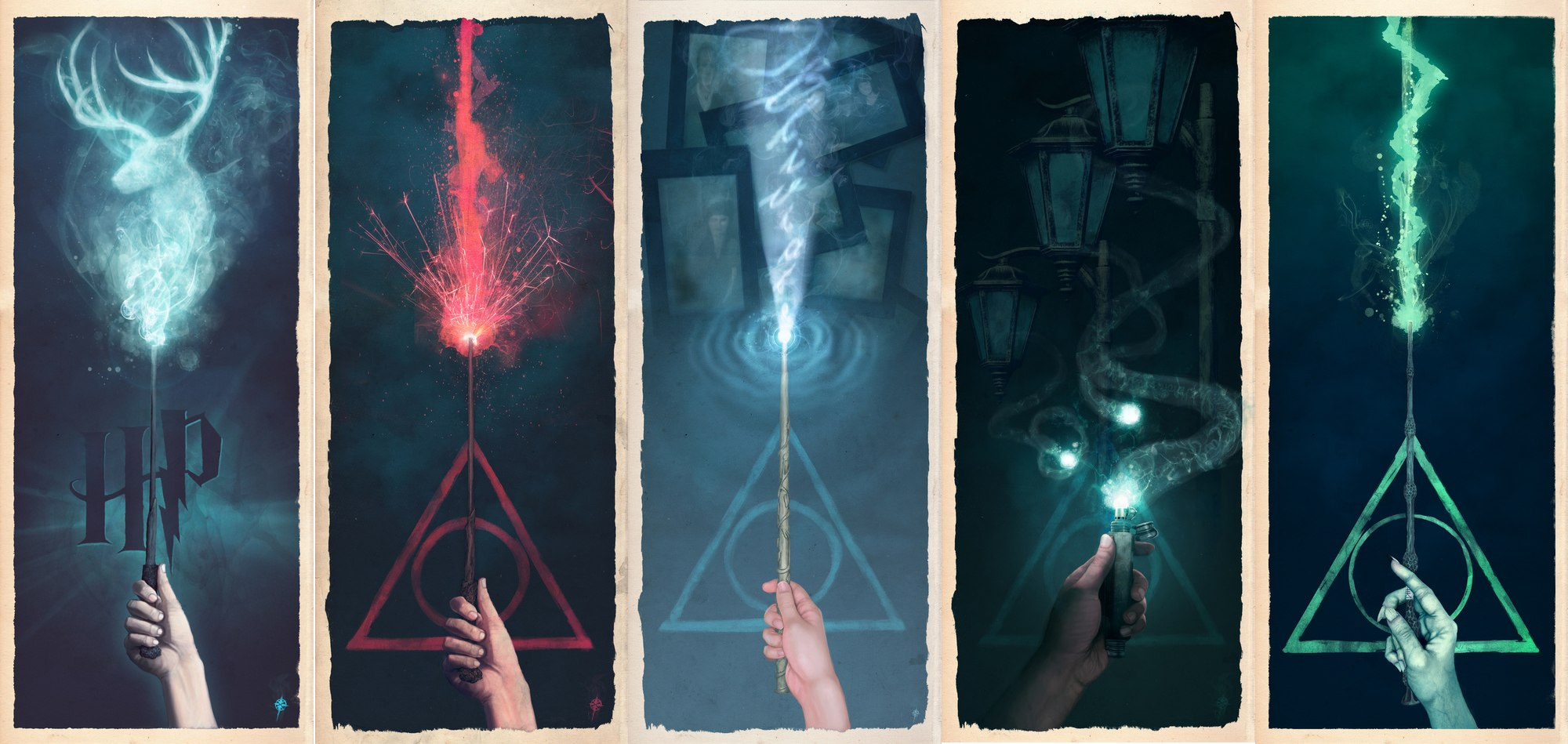 The Pillars of Magic