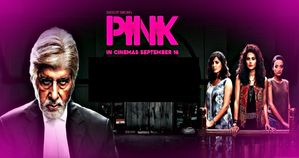 Pink movie review starring Amitabh Bachchan